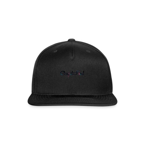 My YouTube Watermark - Snap-back Baseball Cap