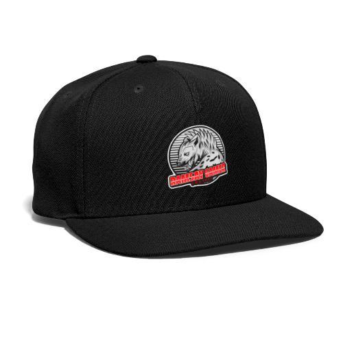 Ramsay Gamer Logo - Snapback Baseball Cap
