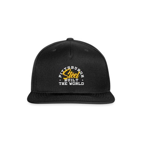 built - Snap-back Baseball Cap