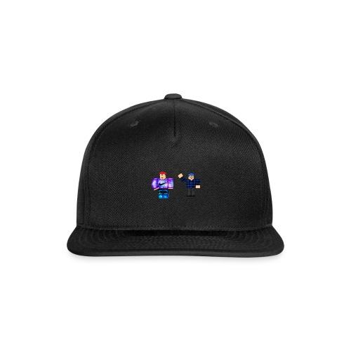 star squad - Snap-back Baseball Cap