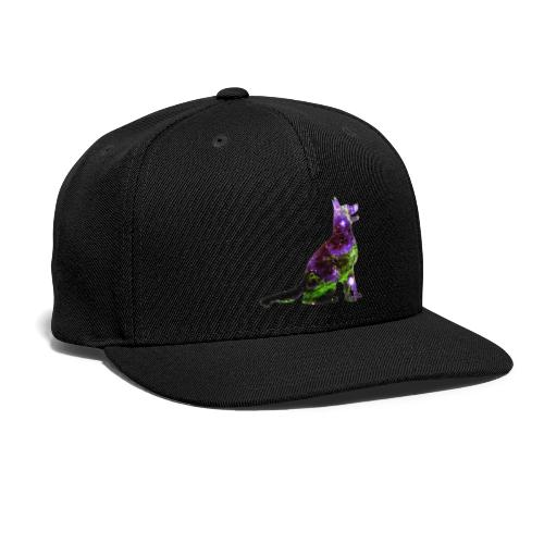 Space Dog - Snap-back Baseball Cap