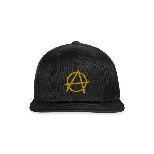 Anarchy - Snap-back Baseball Cap