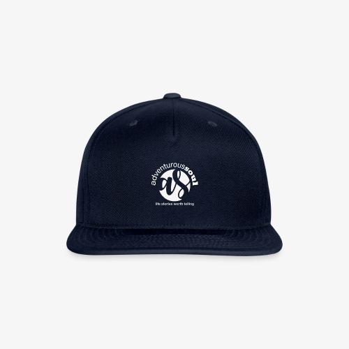 Adventurous Soul Wear for Life's Little Adventures - Snap-back Baseball Cap