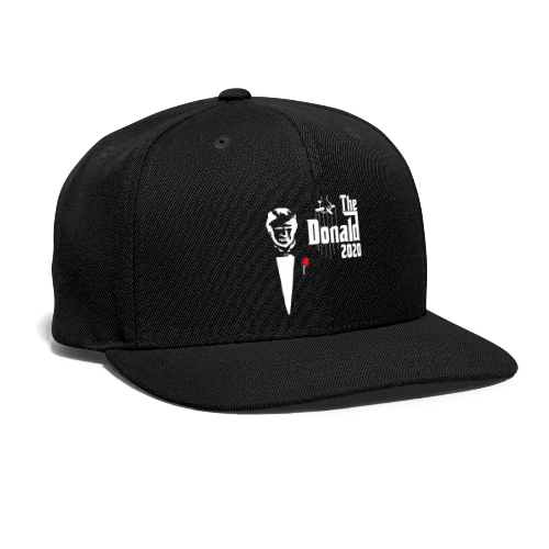 The Donald 2020 Godfather - Snap-back Baseball Cap