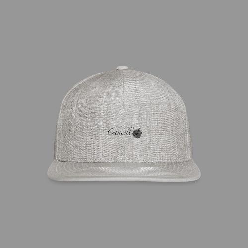 Cancelled - Snap-back Baseball Cap
