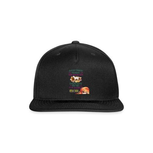 Watching you - Snap-back Baseball Cap