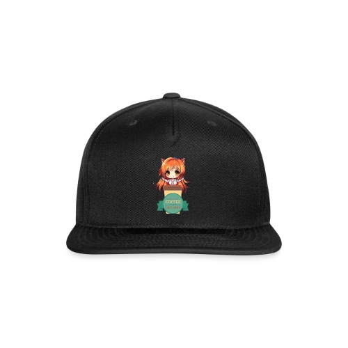 COFFEE OVER COMPLIMENTS - Snap-back Baseball Cap