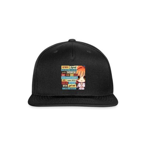 MOVE BI... - Snap-back Baseball Cap