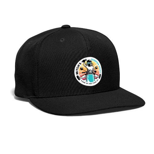 MSS Logo Front Only - Snapback Baseball Cap