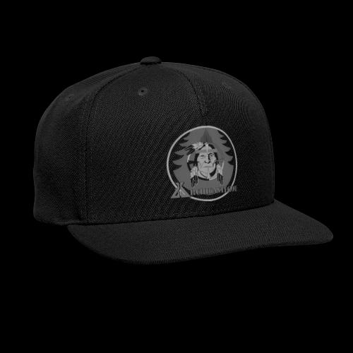 Archigantegou Black & White - Snapback Baseball Cap