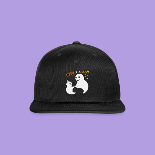 Gimme Candy! - Snap-back Baseball Cap