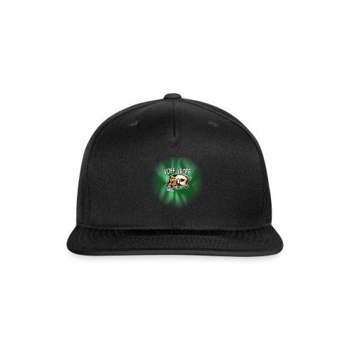 Voff Vrfoff Dog - Snap-back Baseball Cap