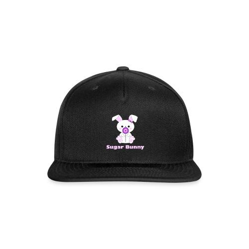 Sugar Bunny - Snap-back Baseball Cap