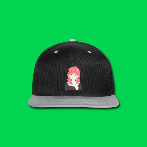 Tired Mei - Snap-back Baseball Cap