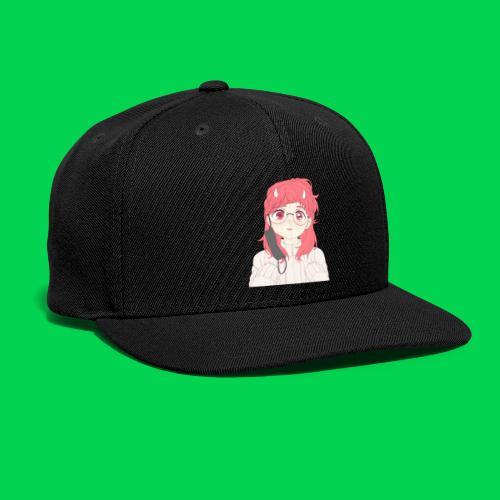 Mei is cute - Snap-back Baseball Cap