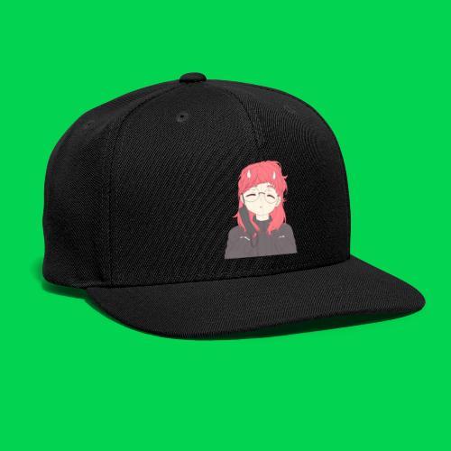 Mei awoooo - Snap-back Baseball Cap