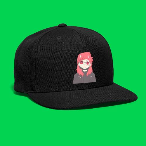 Mei is sorry! - Snap-back Baseball Cap