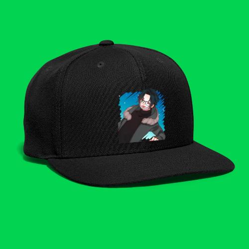Mr no name guy. - Snapback Baseball Cap