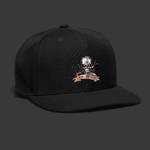 Terminator Universe - Snapback Baseball Cap