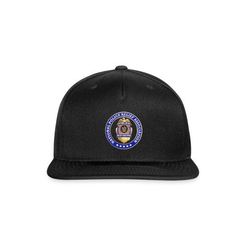 NPRA Logo - Snapback Baseball Cap