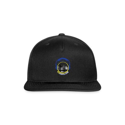 510radio.com Blue & Yellow Logo - Snap-back Baseball Cap