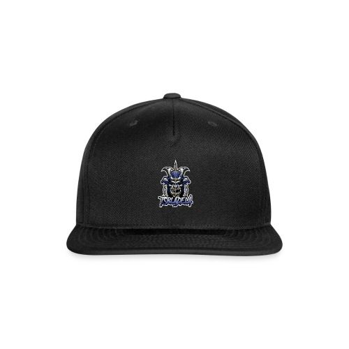 TSBLADE NO BG - Snapback Baseball Cap
