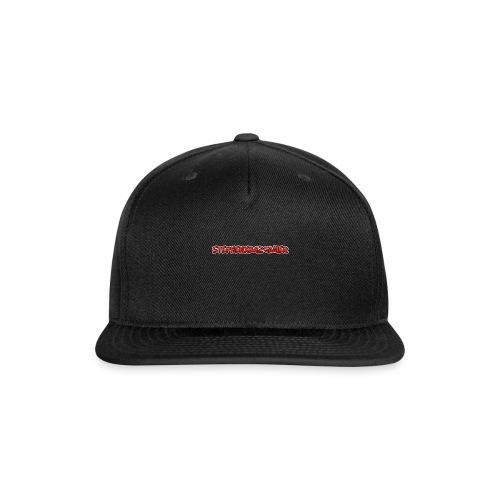 stephenxb42gamer logo - Snap-back Baseball Cap