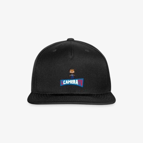 Chibi LCameraTV - Snap-back Baseball Cap