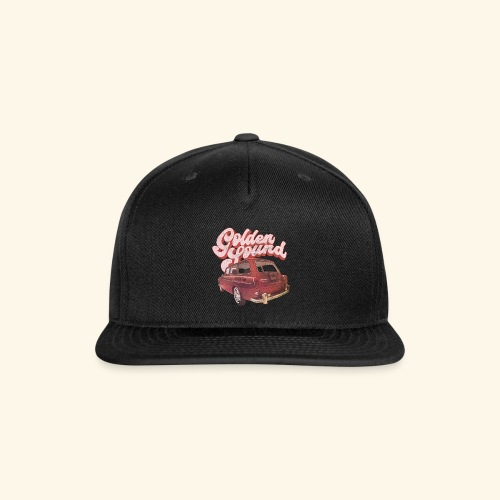 Golden Soun - Snap-back Baseball Cap