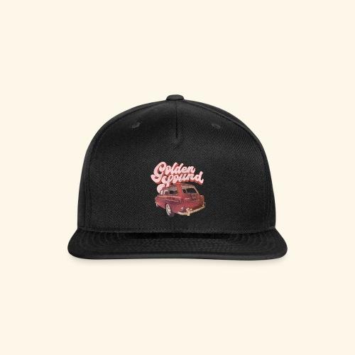 Golden Soun - Snapback Baseball Cap