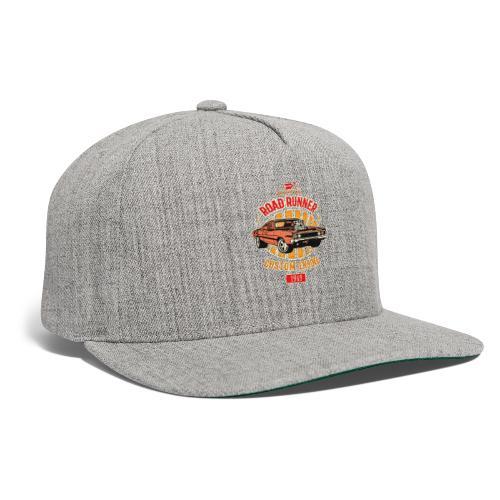 Plymouth Road Runner - American Muscle - Snapback Baseball Cap