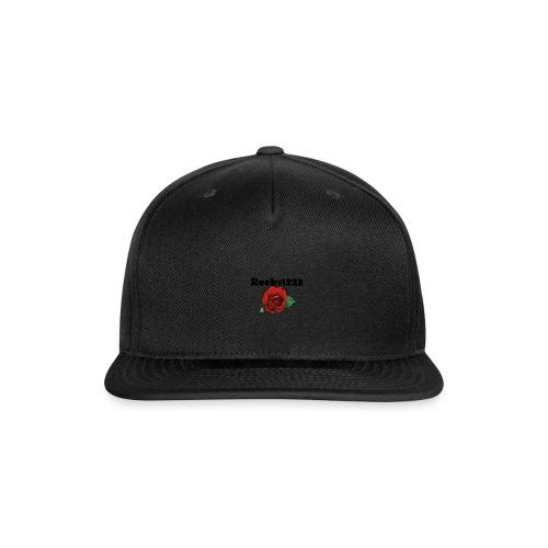 Reeks Design 1 - Snap-back Baseball Cap