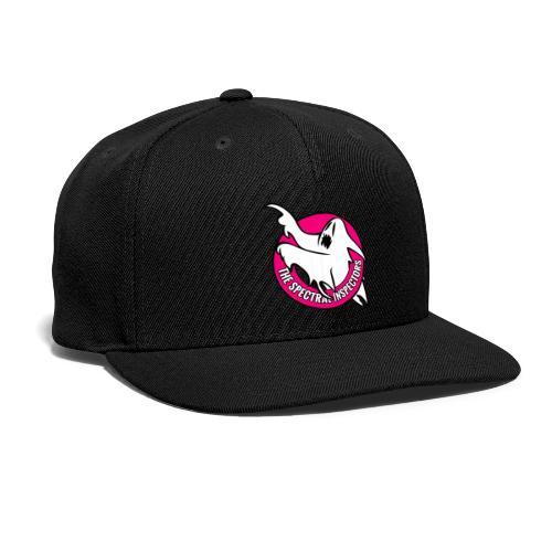The Spectral Inspectors shield - Snap-back Baseball Cap