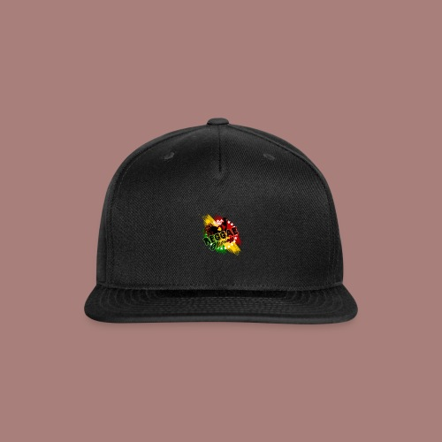 Reggae Offspring PNG - Snap-back Baseball Cap