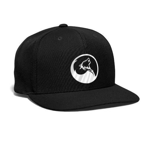 wolf style - Snap-back Baseball Cap