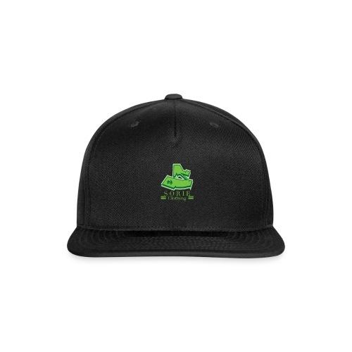 SORIE GREENS - Snapback Baseball Cap