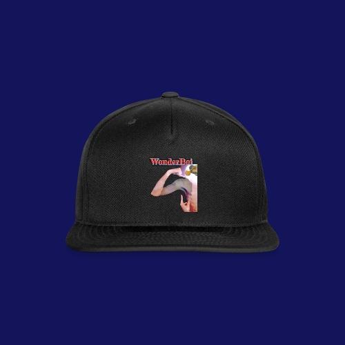 WonderBoi - Snap-back Baseball Cap