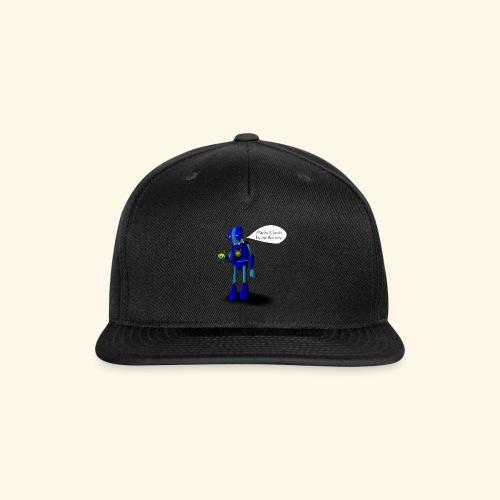 Better This Way - Snap-back Baseball Cap