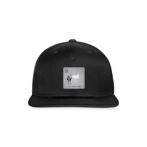 Horse Drawn Capability - Snap-back Baseball Cap