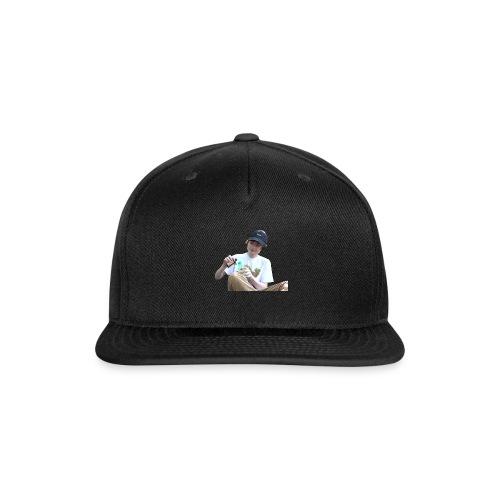 dirty CBD - Snap-back Baseball Cap