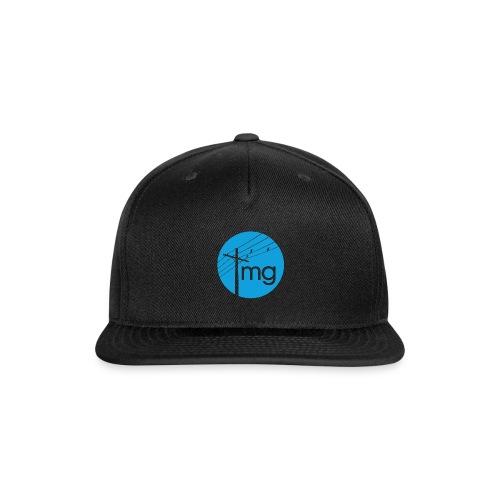 MG Logo - Snap-back Baseball Cap