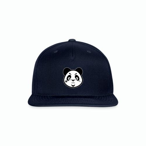 #XQZT Mascot - PacBear - Snap-back Baseball Cap
