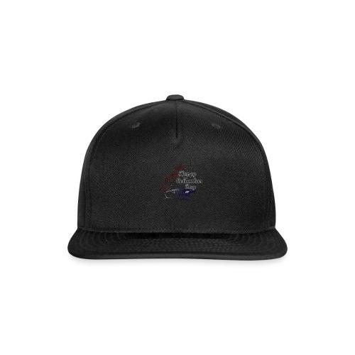 Columbus Days - Snap-back Baseball Cap