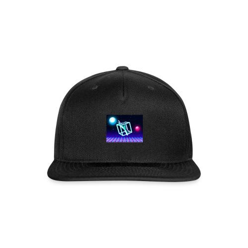 High Quality Vapor Waves Hand - Snap-back Baseball Cap
