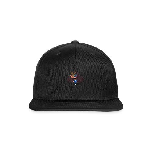 god bless - Snap-back Baseball Cap