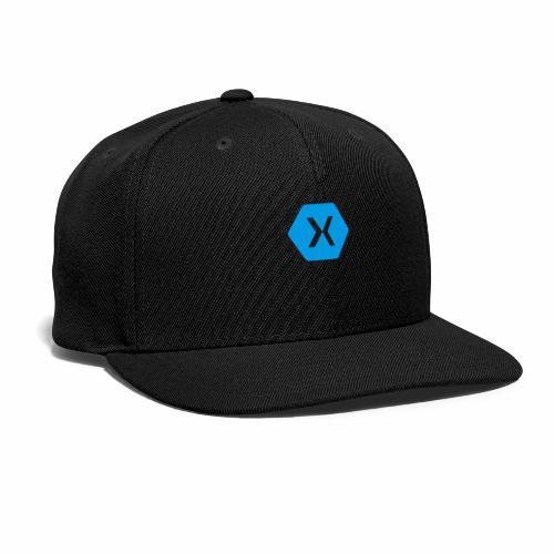 Xamarin X Premium - Snap-back Baseball Cap