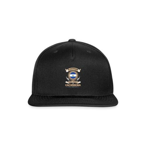 e2 1 el salvador gente cachinbona - Snap-back Baseball Cap