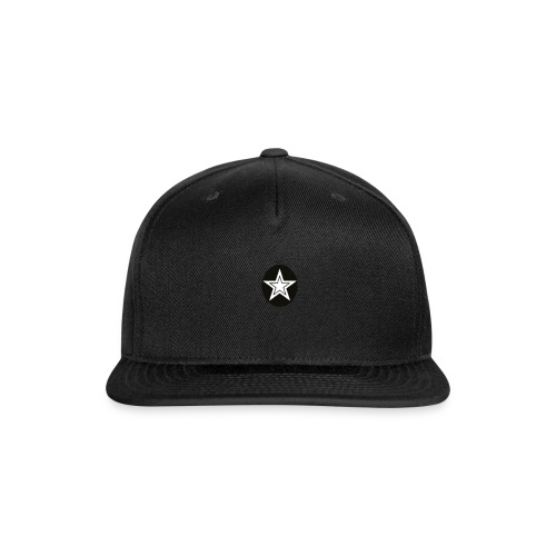 STAR T SHIRT - Snap-back Baseball Cap