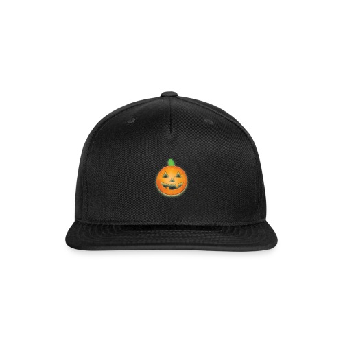 Pumpkin - Snap-back Baseball Cap
