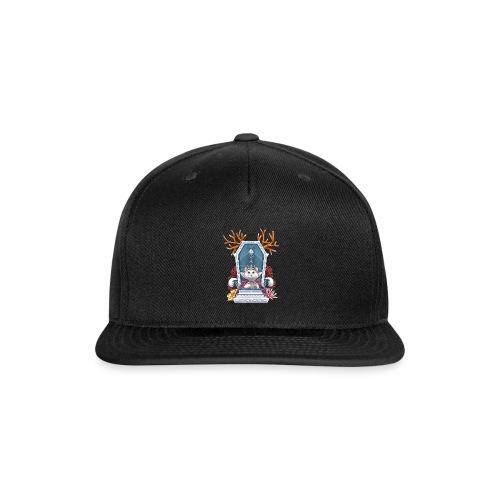 King Fishie - Snap-back Baseball Cap